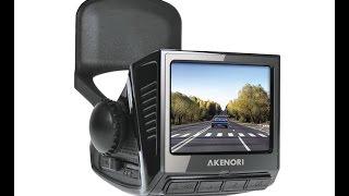 Видеорегистратор Akenori DriveCam 1080X - отзывы, сравнения, тесты, обзор, видео, инструкция