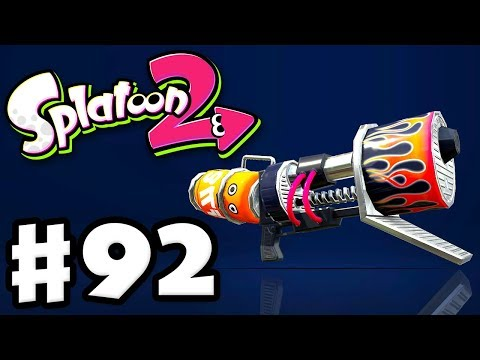Range Blaster! - Splatoon 2 - Gameplay Walkthrough Part 92 (Nintendo Switch)