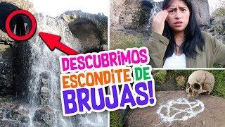 BRUJAS reales en MEXICO, encontramos su ESCONDITE 💀 Vloggeras Fantasticas