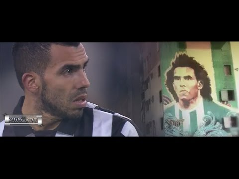 Carlos Tevez & Juventus The Movie Best Goals Skills 2013/2015
