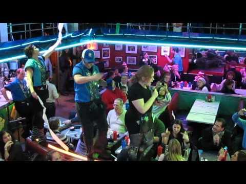 Ellen's Stardust Diner - New York - February 2014