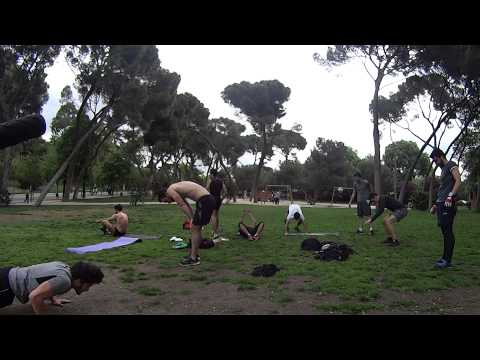 Aphrodite Challenge Freeletics Madrid