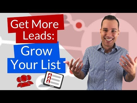 5 Lead Generation Ideas To Grow Your List (Complete Lead Generation Guide)