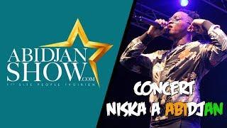 Résumé du Concert Niska à Abidjan