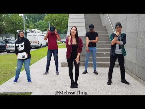 Lagi Syantik Dance Challenge by Melissa Th'ng dan Astro Radio Mp3