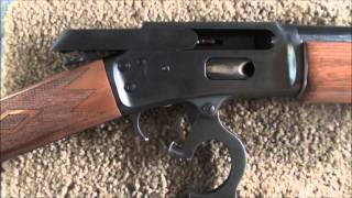 A Look at Marlin M1894 Lever Action Rifle 357 Magnum / 38 Special