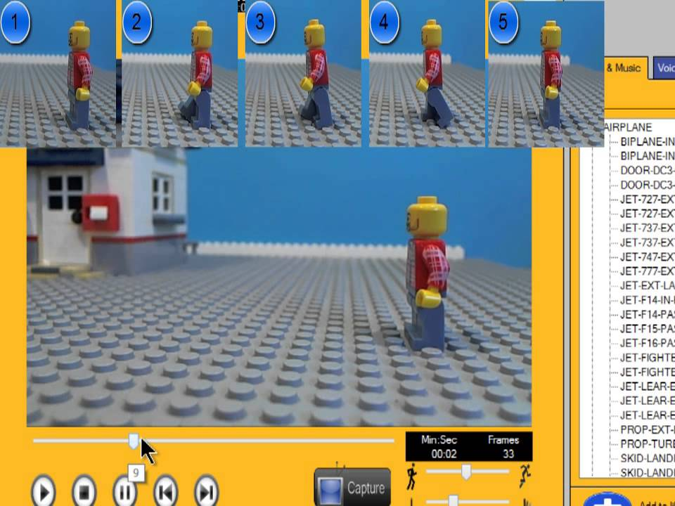 How to Make a LEGO Movie with our easy to use animation maker