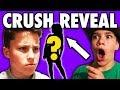 Revealing Bryton's Crush!