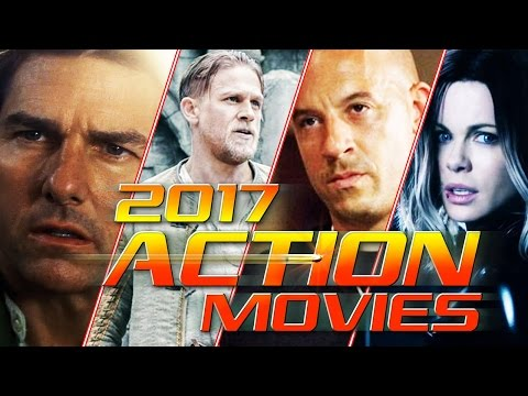BEST ACTION MOVIES 2017  VOL.1