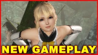 Dead or Alive 6 Gameplay (NEW JAN. PREVIEW EVENT)