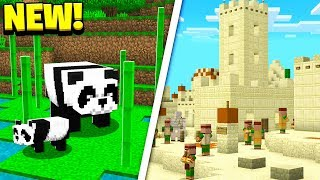 10 NEW FEATURES COMING TO MINECRAFT! (2018)