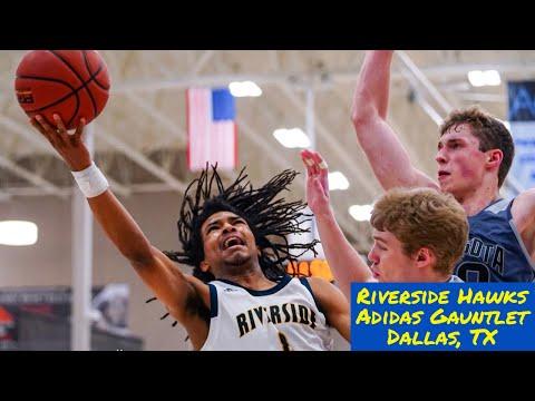 Riverside Hawks Adidas Gauntlet Gold Dallas Highlights