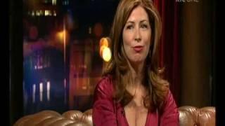 Dana Delany on Tubridy Tonight part 1