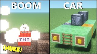 Minecraft: 5 Simple Redstone Builds!