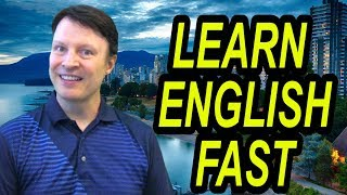 How to Speak English Fast | American Conversations | Learn English Live with Steve Ford 45