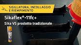 How do I use Sikaflex®-11 FC+? - YouTube