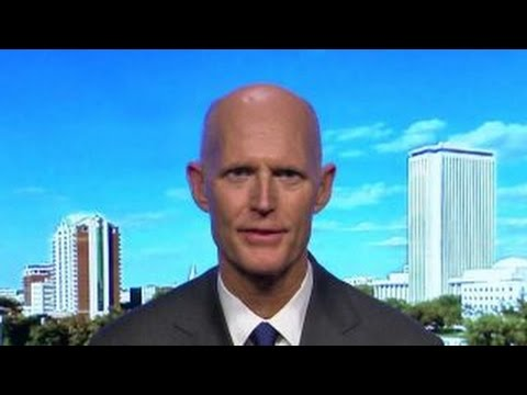 Gov. Scott on why he chose to endorse Donald Trump