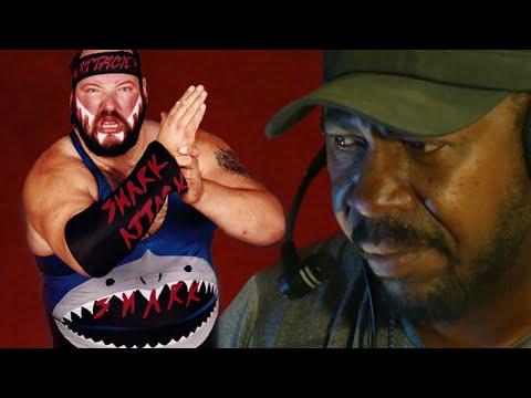 Stevie Ray - When John Tenta (aka Earthquake, WCW Shark) Went Ballistic