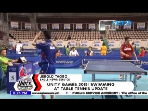 Several Unity Games events held at Rizal Memorial Stadium