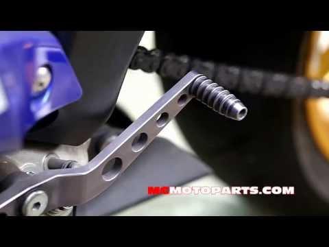 MC Motoparts Rubber Shift Sock Boot Shoe Protector Shifter
