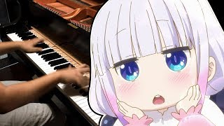 Miss Kobayashi's Maid Dragon OP - Aozora no Rhapsody thumbnail