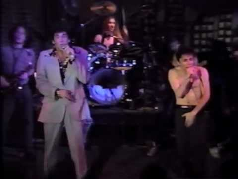 Double D Nose - Yer Mama (Live Club Lingerie 1990)