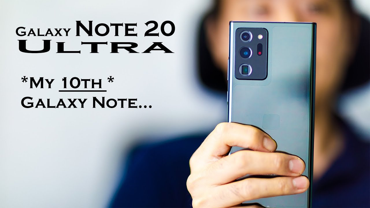 Galaxy Note 20 Review: Ultra After 1 Week of Use
