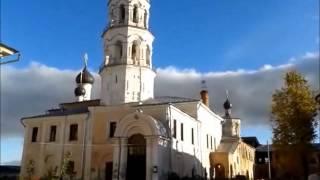 видео Борисоглебский монастырь в Торжке