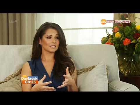 Cheryl Cole - Daybreak Interview - 19.04.13