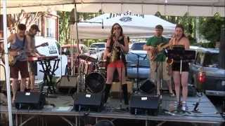 "JoyTribe ""Beautiful People"" - Belmont Street Fair 9/12/15"