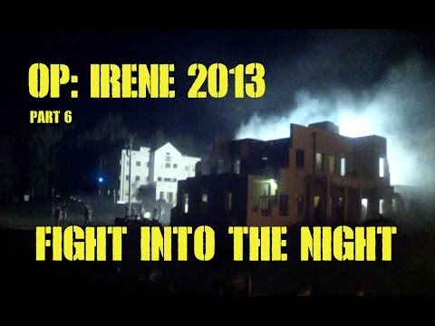 OP: IRENE 2013 Part 6: Fight into the Night (IRENE night game)