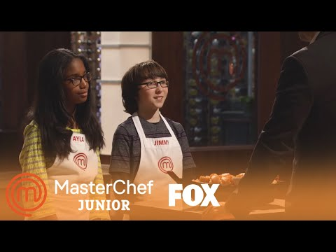 The World's Best Sushi Boat | Season 3 Ep. 4 | MASTERCHEF JUNIOR