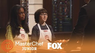 The World's Best Sushi Boat | Season 3 Ep. 4 | MASTERCHEF JUNIOR