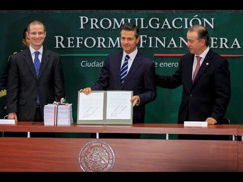 ¿Qué ha pasado con la Reforma Financiera?