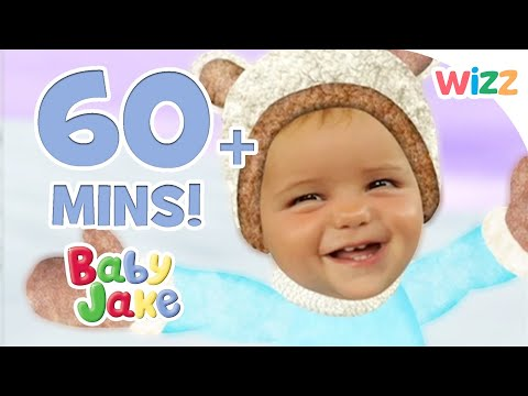 Baby Jake - Come and Play | 60+ minutes | Wiggle with Baby Jake