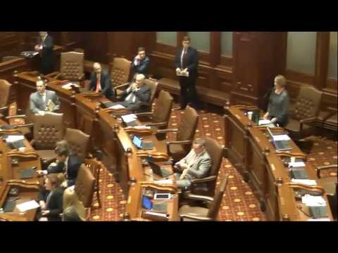 Closing remarks, Illinois Senate, 5-31-2016