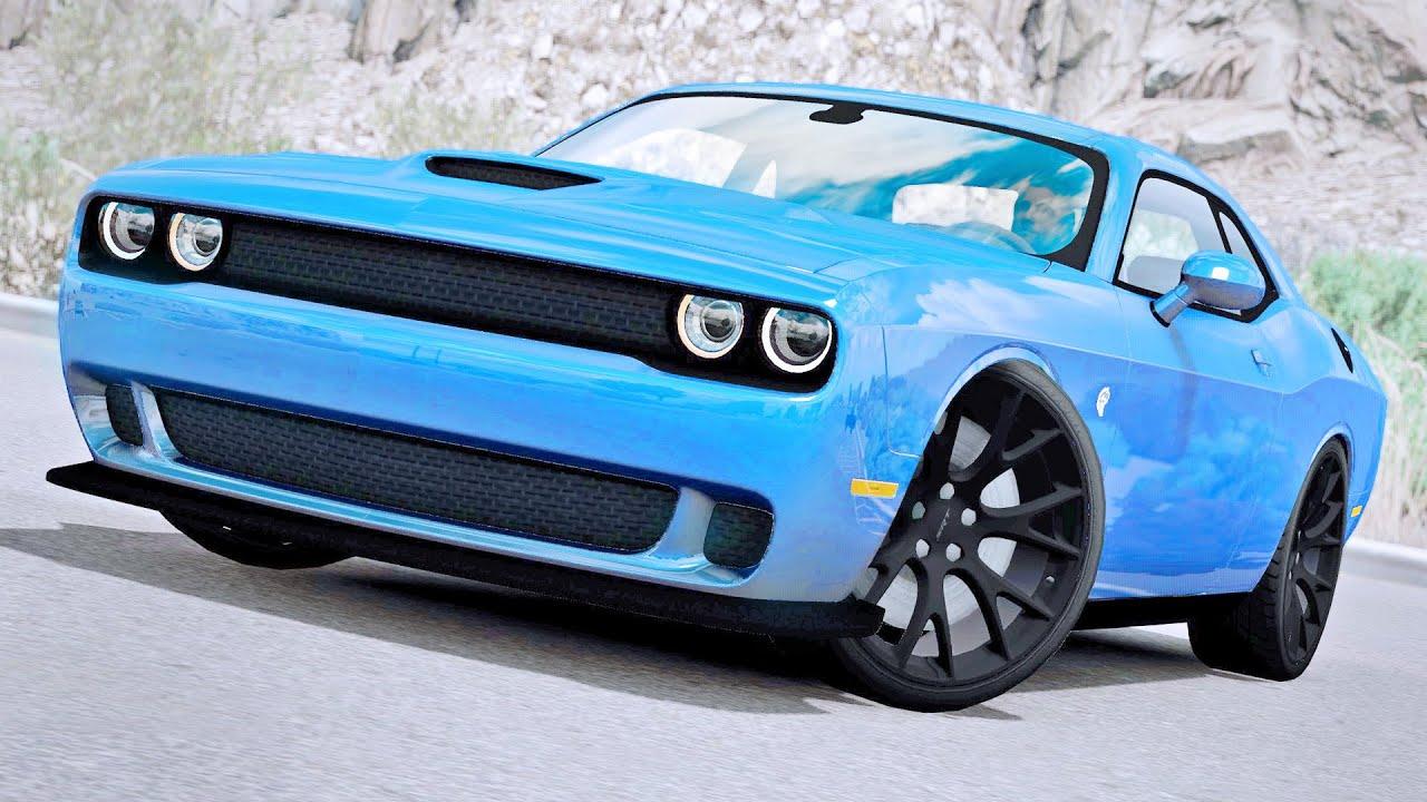 Download Dodge Challenger SRT Hellcat in ATS
