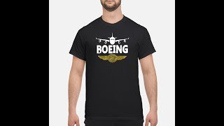 Boeing New Arrival Shirt 2019