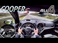 Mini Countryman 2017 Cooper S ALL4 AUTOBAHN POV Test Drive by AutoTopNL