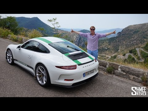 THIS is the Porsche 911R!