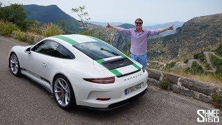 THIS is the Porsche 911R!