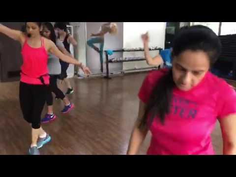 Aerobics HiLo With Shalini Bhargava