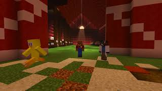 MINECRAFT FARMYARD PALS - WHO LET THE ANIMALS OUT (Minecraft Roleplay Animation)