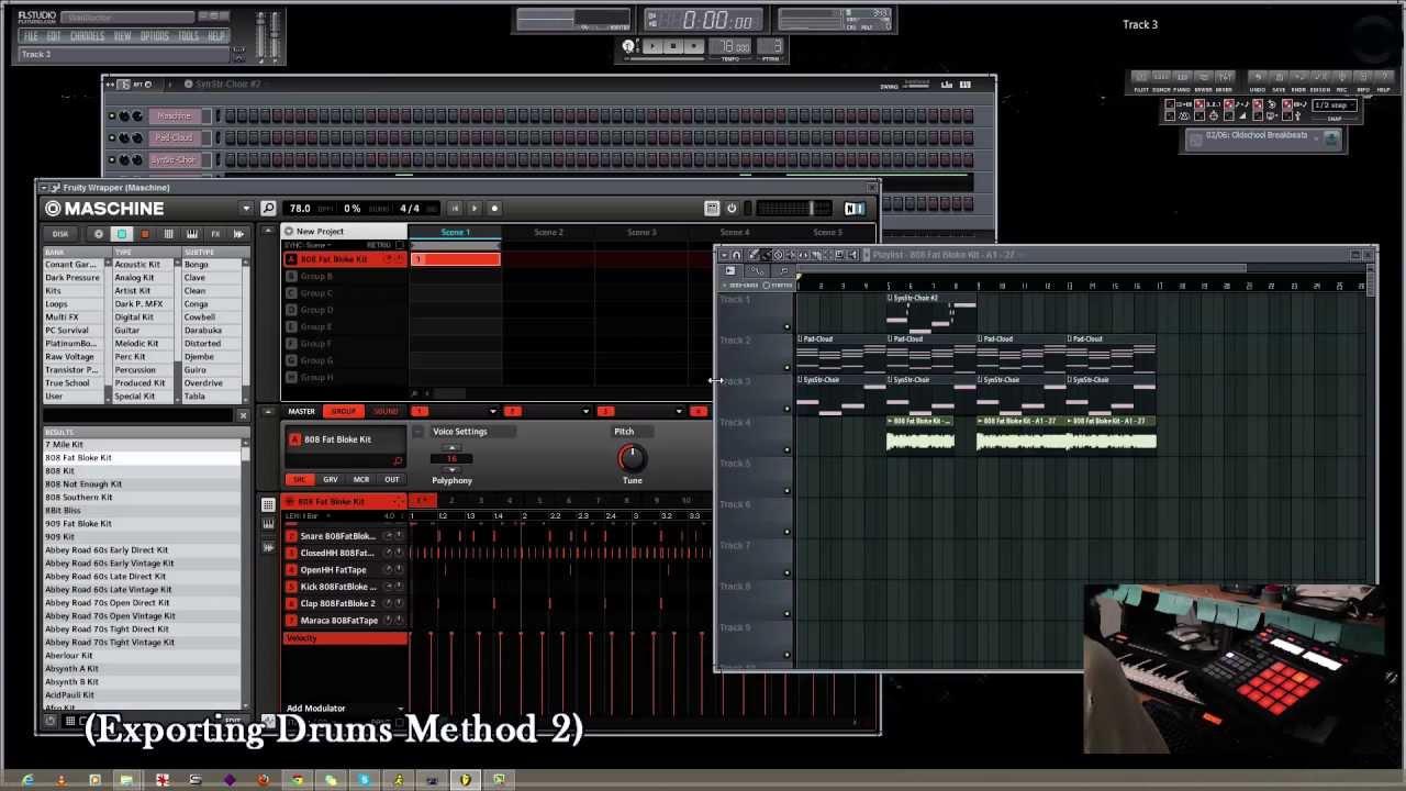 Tutorial Series: Integrating Maschine with FL Studio pt. 1 - YouTube