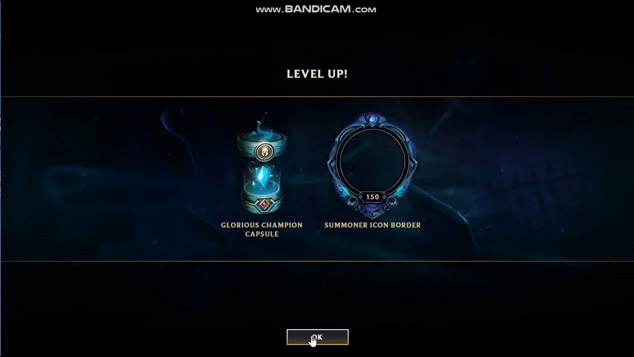 how to change your border in league of legends