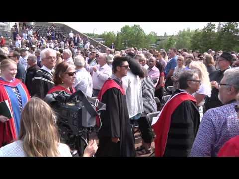 Convocation 2017 - Morning Ceremony: June 9, 2017 - Trent University Peterborough