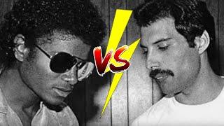 El Secreto entre Freddie Mercury y Michael Jackson.