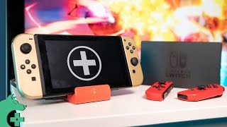 The Only Safe, Portable Nintendo Switch Dock