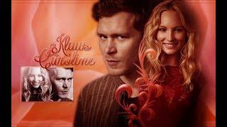 +18 {AU} Клаус и Кэролайн ♥Кларолайн♥ - Ангелы здесь  больше не живут  (for 100+)