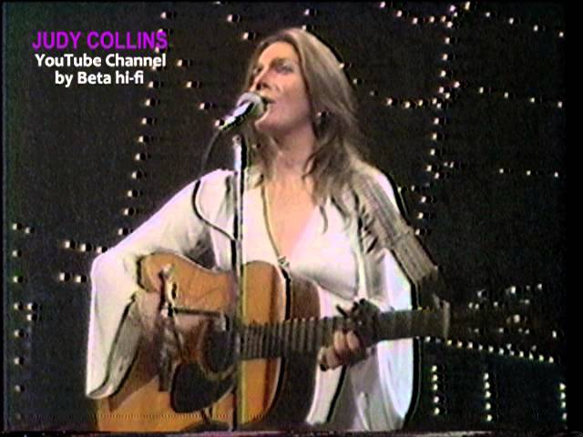 "JUDY COLLINS - ""Both Sides Now"" with Arthur Fiedler and the Boston Pops  1976"
